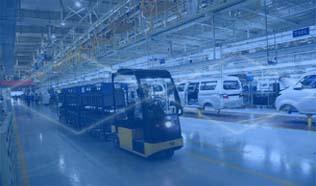 车间生产物流配送系统