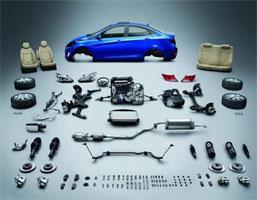 汽车零部件行业MES解决方案